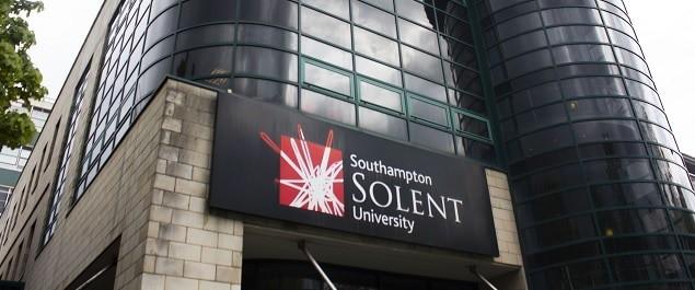 Solent university foto